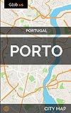 Porto, Portugal - City Map
