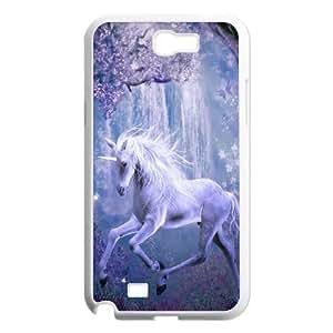 Fantasy Fairy Tale Samsung Galaxy N2 7100 Cell Phone Case White Pwrgb