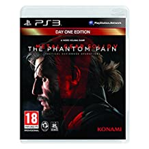 Metal Gear Solid V: The Phantom Pain - Day 1 Edition (PS3) (UK)