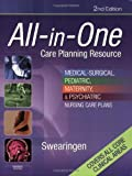 img - for By Swearingen All in One Care Planning Resource book / textbook / text book