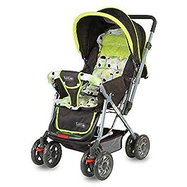 LuvLap Sunshine Stroller/Pram for Newborn Baby/Kids
