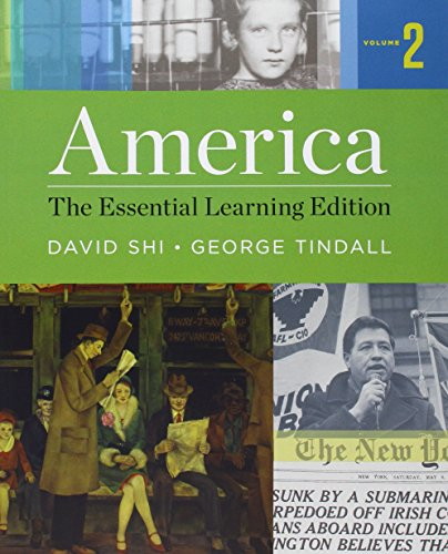 America: The Essential Learning Edition and For the Record (Vol. 2) (America The Essential Learning Edition Volume 2)