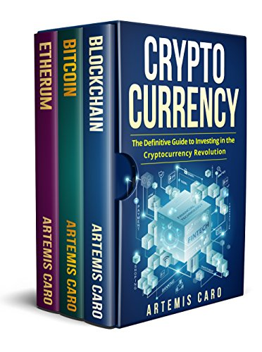 Selling books with cryptocurrency