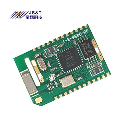 Jinou BLE 4.0/4.1 Class 2 Bluetooth Low Energy Mesh Networking Module CSR 1010 for LED/Light Control/Health Care/Industrial Control/Smart home, Android/iOS by Jinou (Image #3)