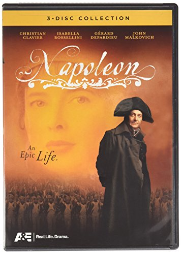 Napoleon (TV Miniseries) (3-Disc Collector's Edition)