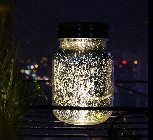 Steve Jordan Sticks (Mingyaa 1 PCS Creative children's night light The Solar Energy The Starry Night Light Colorful Moon Bottle Outdoor Sun Jar Projection Light Lamp LED,Solar Floating Pond Pool Rotate RGB)