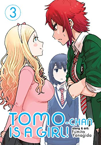 Pdf Teen Tomo-chan is a Girl! Vol. 3