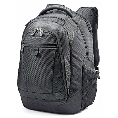 Samsonite Tectonic 2 Medium Backpack, Black