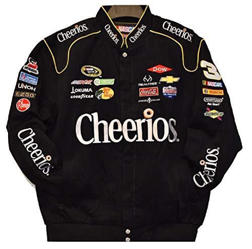 Austin Dillon Cheerios Nascar Jacket Size XLarge