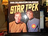 Star Trek 1988 Celebration Calendar