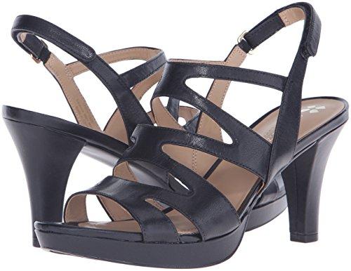 Naturalizer Women's Pressley Platform Dress Sandal, Black, 8 M US by Naturalizer (Image #6)