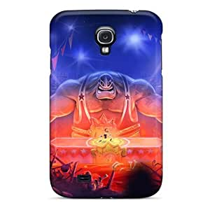 For DfRqHKJ5348aJPXI Rayman Legends Game Art Protective Case Cover Skin/Galaxy S4 Case Cover