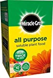 Miracle - gro All Purpose Soluble Plant Food, Grows plants twice as big... GUARANTEED!