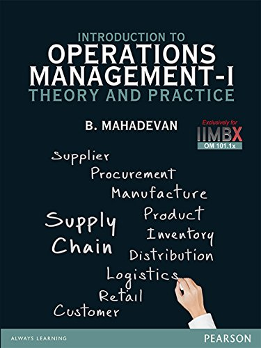Amazon introduction to operations management 1 ebook b introduction to operations management 1 by mahadevan b fandeluxe Gallery
