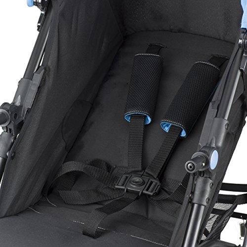 Evenflo Cambridge Stroller, Sky Blue by Evenflo (Image #4)