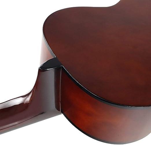 Guitarra para principiantes Strong Wind Guitarra clásica Guitarra ...