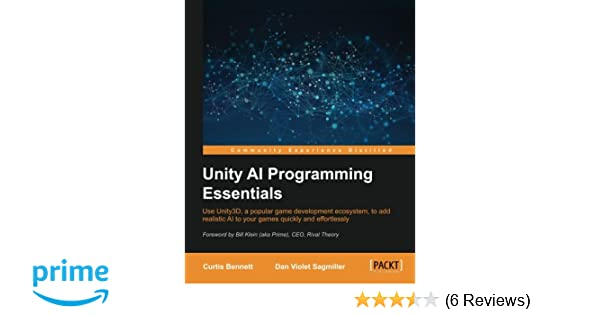Amazon com: Unity AI Programming Essentials (9781783553556