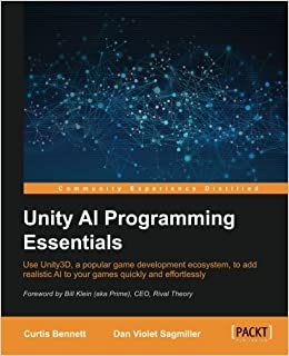 Amazon com: Unity AI Programming Essentials (9781783553556