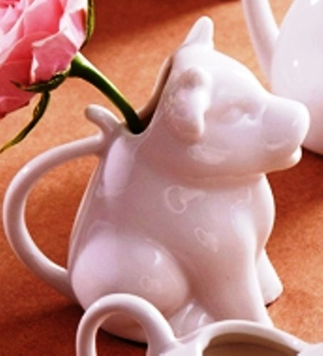 Two's Company Animal Kingdom Pitcher, Choice of Styles (Cow)