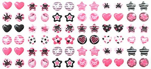 Paste (Princess Earrings)