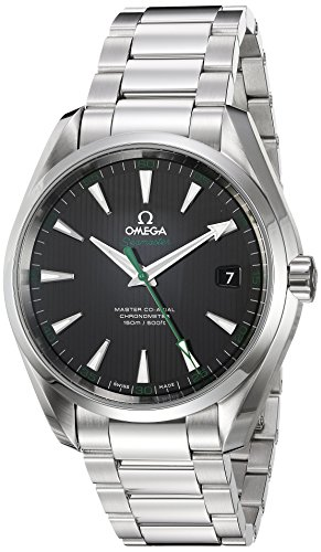 Omega Aqua Terra 150m Master Co-Axial 41.5mm Golf Edition Watch 231.10.42.21.01.004 Steel on steel 231.10.42.21.01.004