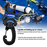 Tbest Scuba Diving Hose Holder Clip, Scuba Diving