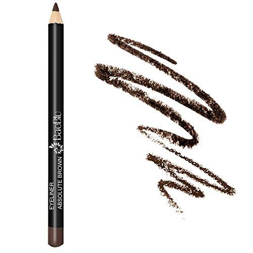 Best Natural Vegan Eyeliner Pencil by BaeBlu, Absolute Brown