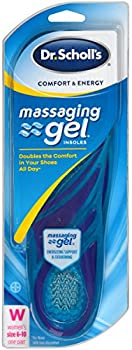 Dr. Scholls Comfort and Energy Massaging Gel Insoles for Women