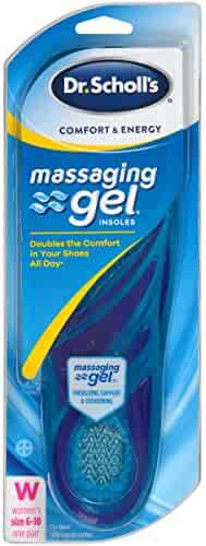 Dr. Scholl's Comfort & Energy Massaging Gel Women