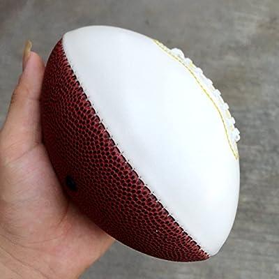 lsinyan Rugby Balón de fútbol americano para niños Kids formación ...