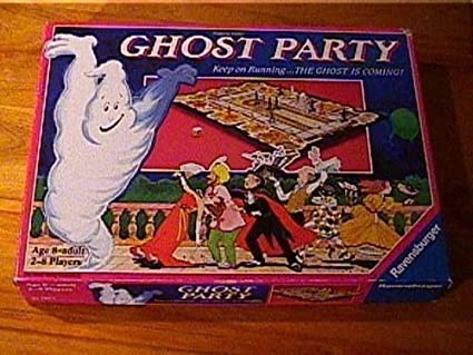 Ghost Party Board Game
