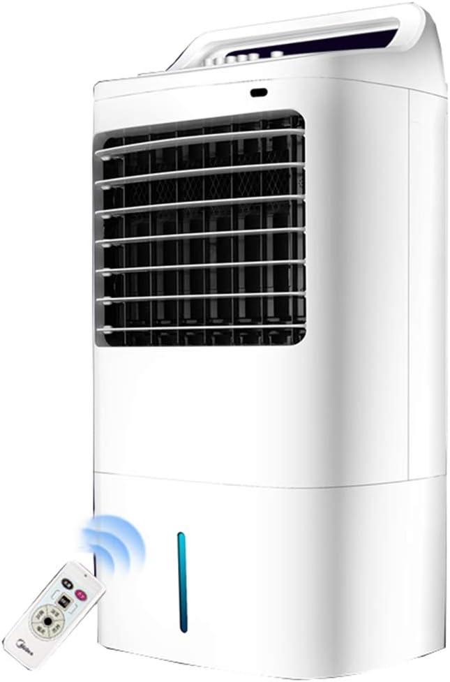 Peaceip 電動ファンリモコン3ファイル調節可能なモバイルホーム10Lキッチンリビングルーム冷却ファン