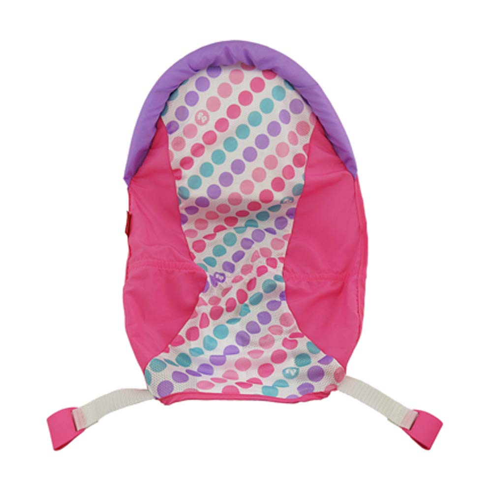FISHER PRICE 4-in-1 Sling n Seat Tub Girl Replacement Sling DLH01 Pink Purple
