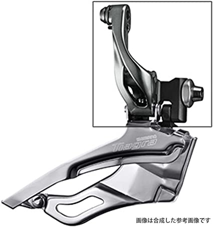 Shimano Sora FD-R3030 9-Speed Triple Braze-On Front Derailleur