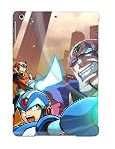 High Quality Situssptn Mega Man X Skin Case Cover Specially Designed For Ipad - Air