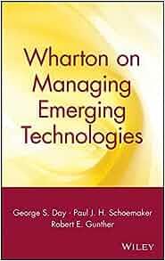 paul j wharton books pdf