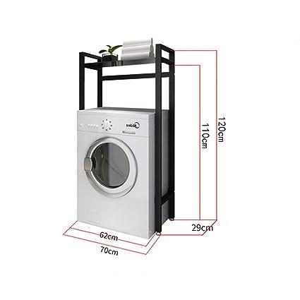 Armadio Per Lavatrice Balcone.Rttzw Ripiano Per Lavatrice Telaio In Tubo Di Materiale