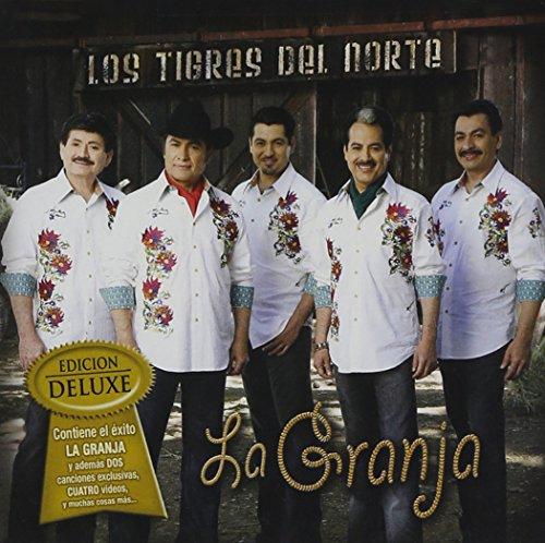 Los Tigres Del Norte - La Granja [cd/dvd Combo] [deluxe Edition] - Zortam Music
