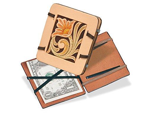 Tandy Leather Magic Billfold Kit 44040-00