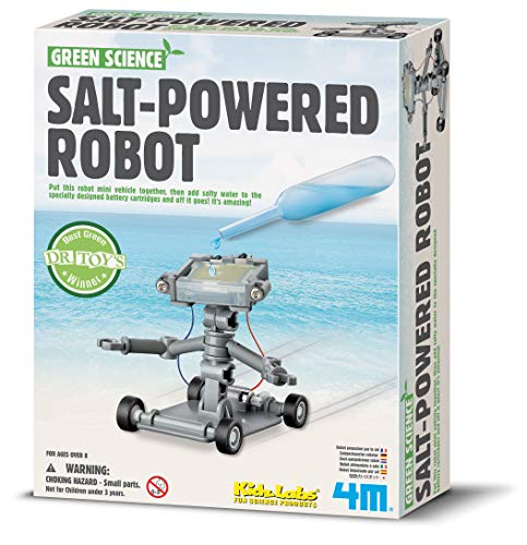 4M Salt Water Powered Robot Kit (Truck Salt Water Monster)