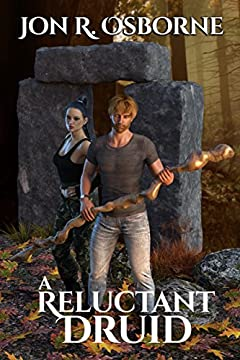 A Reluctant Druid (The Milesian Accords Book 1)