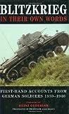 Blitzkrieg, Hans Guderian, 0760321868