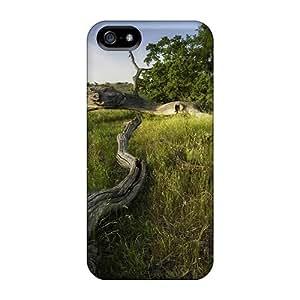 Faddish Phone California Savannah Arastradero Open Space Preserve Case For Iphone 5/5s / Perfect Case Cover