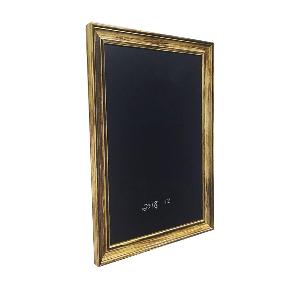 LIANGJUN Message Board Chalkboards Rectangle Signage Menu Card Chalk Writing Wedding Restaurant Custom Made, 7 Sizes (Color : A, Size : 70x100CM)