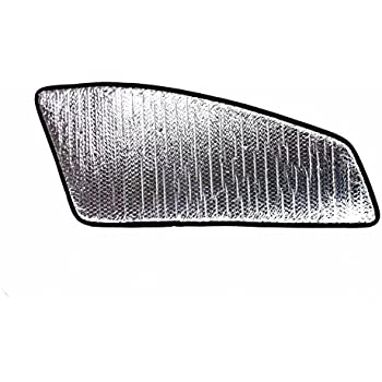 Set of 2 Custom Fit Automotive Reflective Front Seat Side Window Sunshade  for 2011 2012 2013 d95acf2c00f