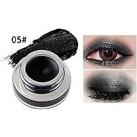 5da0a5c4ca0 Aiweikang 15 Colors Makeup Beauty Long-lasting Shimmer Waterproof Eye Cosmetic  Glitter Eyeliner Gel Eyeshadow