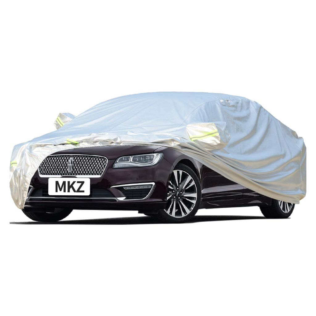 SXET-Car cover Car Cover Windshield Cover All Weather Sunscreen Waterproof Dust Cover Lincoln MKZ Special Car Cover