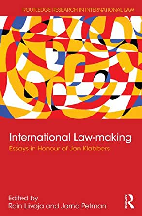 international law essays Question: is kosovo a state under international law mark 80% answer: introduction in february 2008, the state of kosovo proclaimed itself as a self-governing and.