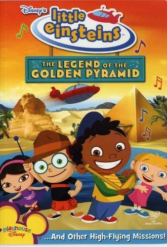 Disney's Little Einsteins - The Legend of the Golden Pyramid]()