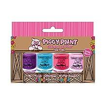Piggy Paint Nail Polish Gift Sets (4 Nail Polish Box)